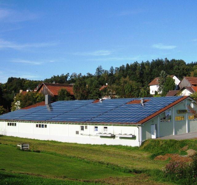 76-Kerscher Haselbach 76 kWp