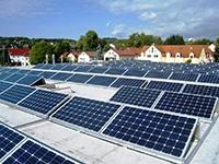 Photovoltaik bei ATU