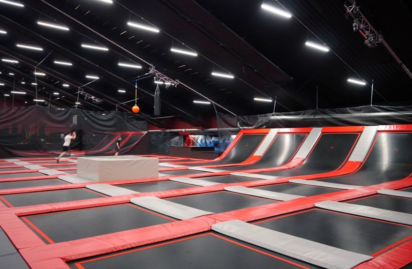 Trampolinpark Superfly