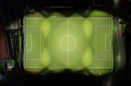 Kunstrasenplatz Passau am Dreiflüssestadion