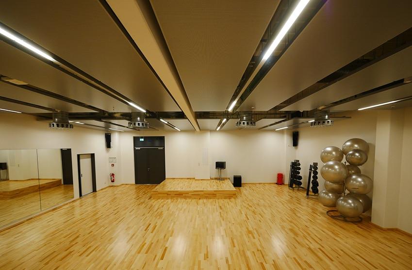 Bavarese Fitnessstudio, Kolbermoor