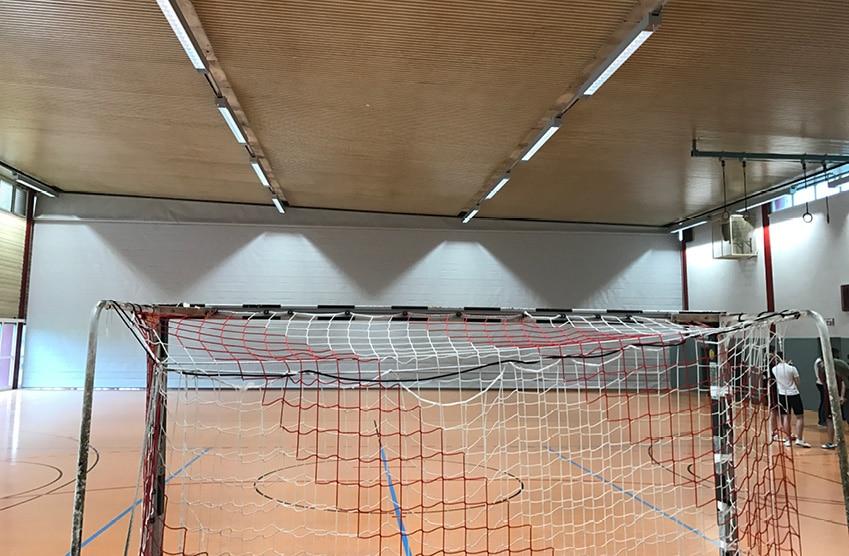 TSV Bayer Leverkusen - Fritz-Jakobi Sporthalle