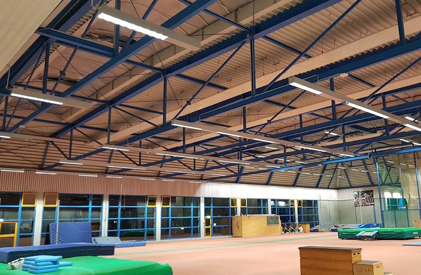TSV Bayer Leverkusen - Leichtathletikhalle