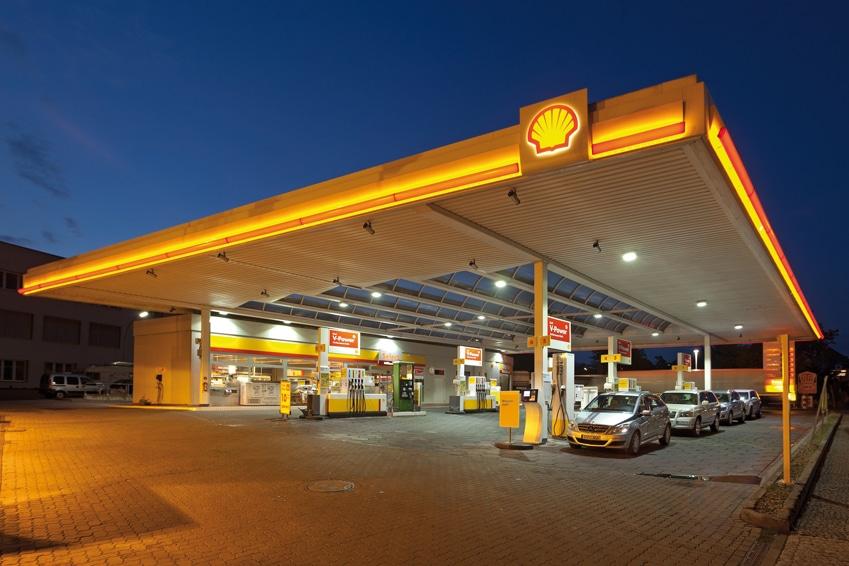 Tankstelle - Wagner, Ruderting