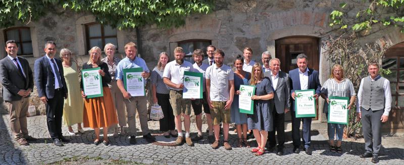 PRAML erhält Anerkennung im Rahmen des Umweltpreises 2020/2021